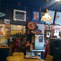 Photo taken at Java Cabana by MiMi S. on 3/17/2012