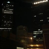 Photo taken at Centennial Inn by Eric L. on 4/10/2012