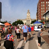 Photo taken at Downtown Des Moines Farmers Market by Corey J. on 6/16/2012