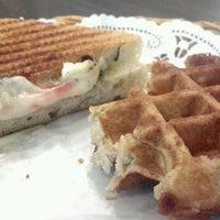 Photo taken at Arosa Cafe by Gino M. on 6/19/2012