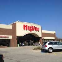 Photo taken at Hy-Vee by Hannibal B. on 3/24/2012