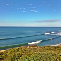 Photo taken at Bells Beach by Amit K. on 6/1/2012