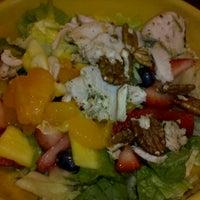 Photo taken at Panera Bread by Charlene J. on 6/16/2012