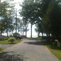 Photo taken at Sylvan Beach NY by Ryan Y. on 6/22/2012