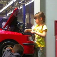 Photo taken at Lied Discovery Children's Museum by Jodi S. on 7/20/2012