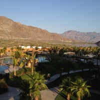 Photo taken at Villa Del Palmar Beach Resort & Spa by Ayngelina B. on 5/21/2012