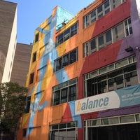 Photo taken at Balance Gym by Kori on 4/25/2012