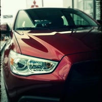 Photo taken at Motorysa Mitsubishi Colombia by Alejandro B. on 6/15/2012