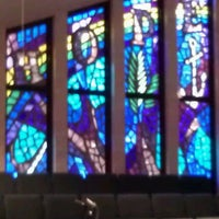 Photo taken at Cathedral of Hope by Virginia A. on 5/11/2012