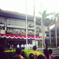 Photo taken at Embassy of the Republic of Indonesia by Indra P. on 8/17/2012