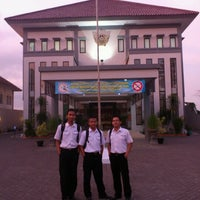 Photo taken at Kantor Wilayah DJBC JATIM II by Sadam F. on 6/18/2012