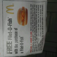 Photo taken at Mcdonalds by Robert D. on 7/26/2012