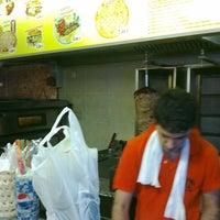Photo taken at Istanbul Bosforo Kebap & Pizza by Davide M. on 6/24/2012