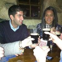 Photo taken at Fadó Irish Pub & Restaurant by Kayla G. on 3/12/2012