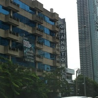 Photo taken at Grand Tower Inn Sathorn by Pang T. on 6/15/2012