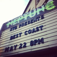 Photo taken at Neptune Theatre by David L. on 5/23/2012