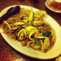 Photo taken at Hosoonyi Korean Restaurant by Alex D. on 4/22/2012