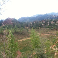 Photo taken at Red Rock Canyon Open Space by Anthony K. on 8/27/2012