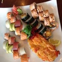 Photo taken at Sushi Katana by Janneke B. on 4/5/2012