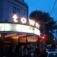 Photo taken at Tower Theater by Jen S. on 5/4/2012