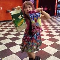 Photo taken at Tallahassee Movies 8 by Jennifer L. on 8/9/2012