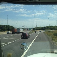 Photo taken at Stevenson Expressway (I-55) by Dominic I. on 7/11/2012