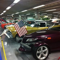 Photo taken at Tallahassee Antique Car Museum by Angel O. on 3/4/2012