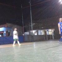 Photo taken at Arrayan Futsal by Christina W. on 7/21/2012
