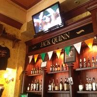 Photo taken at Jack Quinn Irish Pub by Roger A. on 3/24/2012