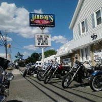 Photo taken at Jamison's Bar & Grill by Eddy J. on 6/23/2012
