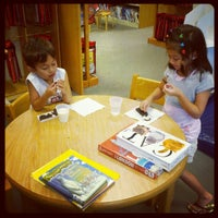 Photo taken at Hendrick Hudson Free Library by Kristopher M. on 7/10/2012