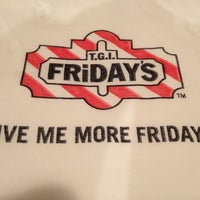 Photo taken at T.G.I. Friday's by mike@mike on 7/31/2012