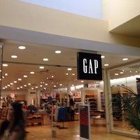 Photo taken at Gap by Blaze P. on 8/4/2012