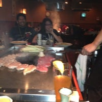 Photo taken at Koto Japanese Steakhouse by Fred L. on 5/5/2012