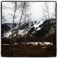Photo taken at Aspen Meadows Resort by Jay Z. on 3/18/2012