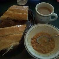 Photo taken at Hugo's Spanish Restaurant by Kristi N. on 3/31/2012