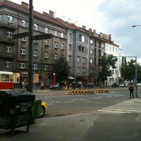 Photo taken at Bohemians (tram, bus) by nelen on 7/16/2012