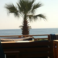 Photo taken at Buzz Beach Bar by 'Lauren-jayne K. on 8/15/2012