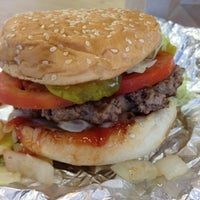 Photo taken at Five Guys by DJ Dax on 7/26/2012