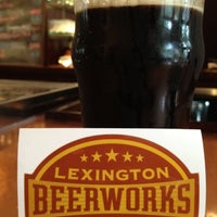 Photo taken at Lexington Beerworks by Kaintuckeean on 7/13/2012