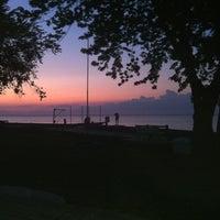 Photo taken at Stoney Pointe, Ontario by Gordon P. on 7/1/2012