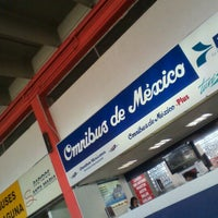 Photo taken at Central de Autobuses de Torreón by Antonio I. on 9/8/2012
