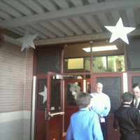 Photo taken at Beck Junior High by Kirby R. on 5/11/2012