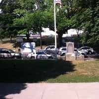 Photo taken at Eldredge Public Library by Justina V. on 7/13/2012