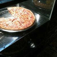 Photo taken at Monster Pizza (몬스터피자) by Youjin K. on 8/11/2012