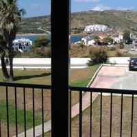 Photo taken at Aparthotel Tirant Playa by Cristian D. on 8/14/2012