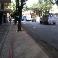Photo taken at Rua Santa Catarina by Jorge T. on 4/2/2012
