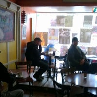 Photo taken at Katoomba St Cafe by Kamil G. on 7/19/2012