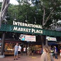 Photo taken at International Market Place by DeLynne C. on 5/25/2012