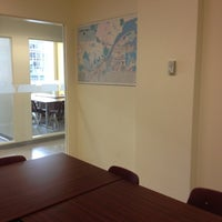 Photo prise au YMCA International Language School par Isabel P. le8/11/2012